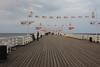 The longest wooden pier in Europe. It is 1/2 km long.