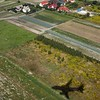 Landing at WAW -- Frederic Chopin Airport