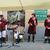 Street festival on Nowy Swiat Sat and Sun