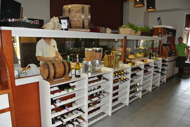 Pierrogernia Restaurant  Pierrogies, of course.