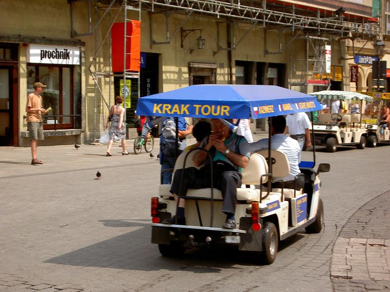 Krak tours!