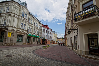 Tarnow, my town, beautiful town in Poland where I was born and raised.
