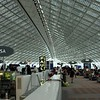 CDG - Charles de Gaulle Airport<br /> <br /> Terminal 2 is much better than Terminal 1.