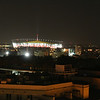New Soccer stadium from friend's apartment