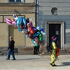Balloon man