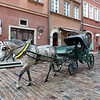 Carriage in Old town