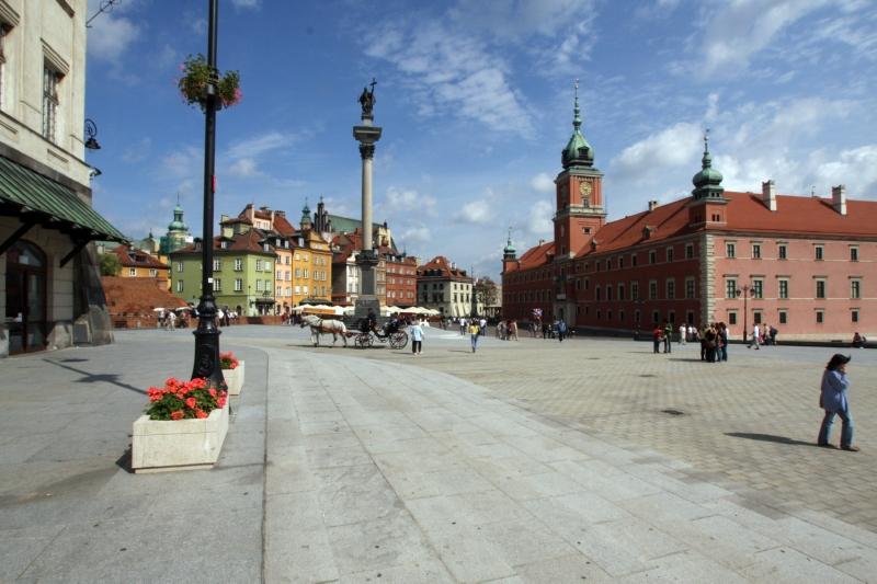 Zamek Krolewski -- Warsaw Royal Castle