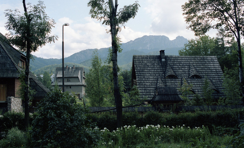 """Giewant in the Tatras. <br /> <a href=""""https://en.wikipedia.org/wiki/Giewont"""">https://en.wikipedia.org/wiki/Giewont</a>"""
