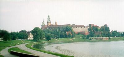 Krakow Castle -- Krakow, Poland