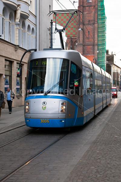 Wroclaw Tram