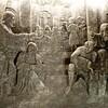 Wieliczka Salt Mine Carving