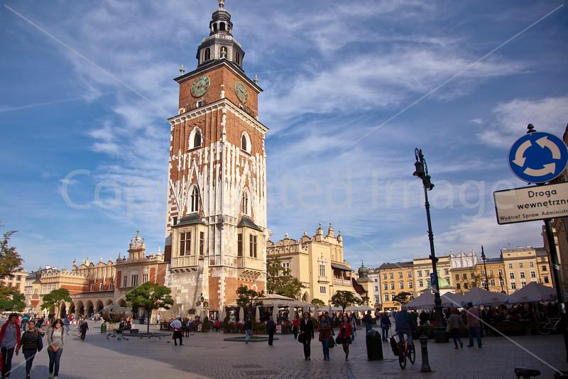 Market Square-Krakow