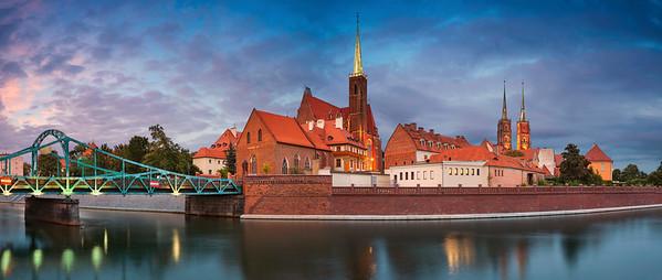 Wroclaw Panorama.