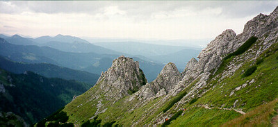 High Tatras -- Zakopane, Poland