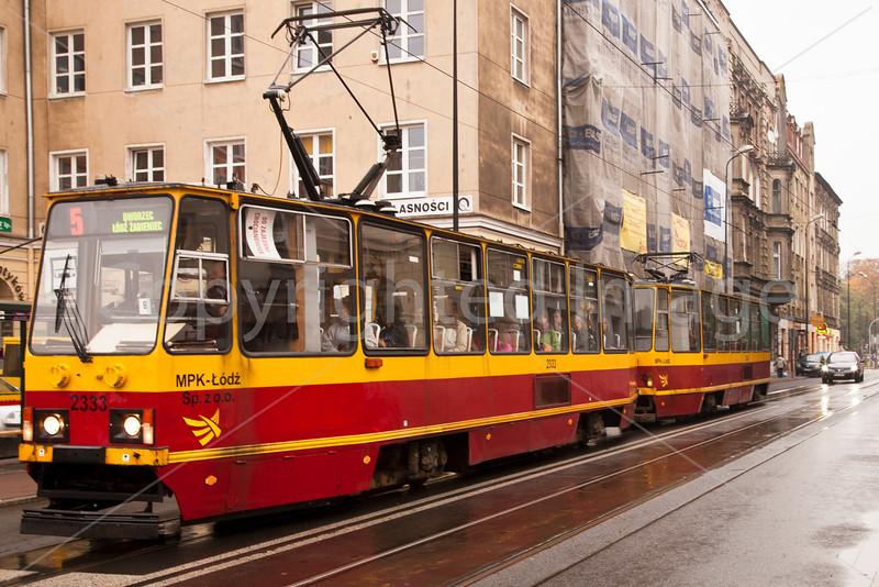 Lodz street