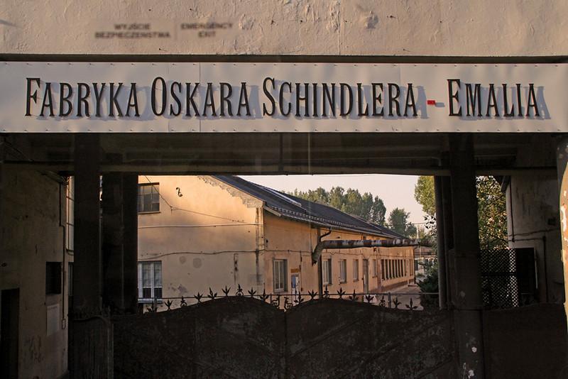 Oscar Schindler factory in Krakow
