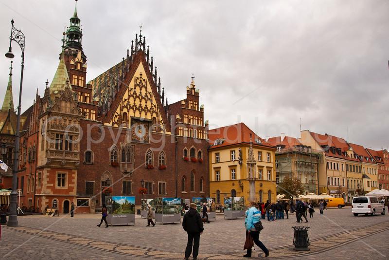 Main Square-Wroclaw