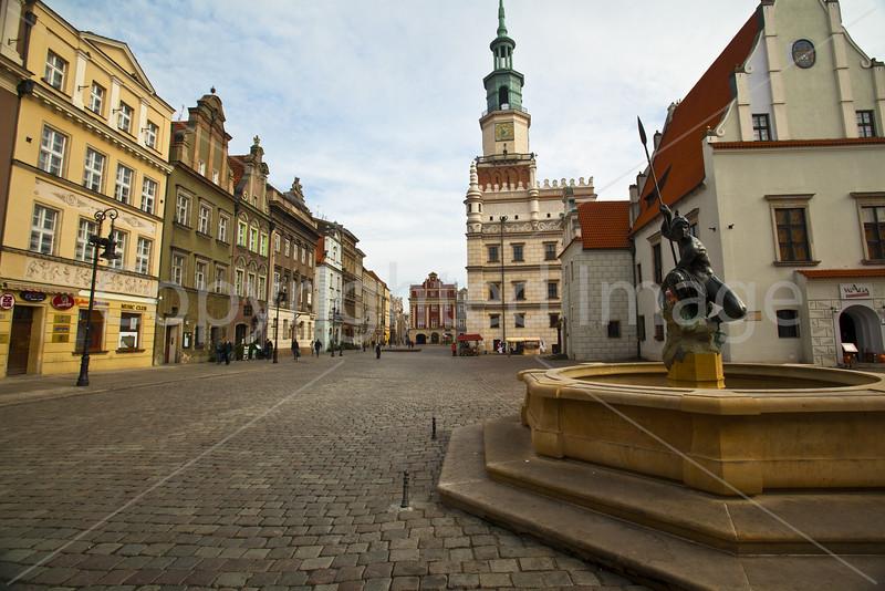 Old Market Square-Poznan