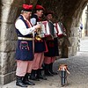 Polish Street Musicians