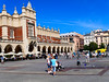"""OAT Trip/Poland-Lithuania-Latvia-Estonia-Russia/13 Sep-02 Oct 2016.  Krakow.  Cloth Hall, the central feature of the main market square.  <br /> <a href=""""https://en.wikipedia.org/wiki/Krak%C3%B3w_Cloth_Hall"""">https://en.wikipedia.org/wiki/Krak%C3%B3w_Cloth_Hall</a><br /> <a href=""""https://goo.gl/vEQwH1"""">https://goo.gl/vEQwH1</a>"""