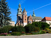"""OAT Trip/Poland-Lithuania-Latvia-Estonia-Russia/13 Sep-02 Oct 2016.  Krakow.  Wawel Cathedral.  <br /> <a href=""""https://en.wikipedia.org/wiki/Wawel_Cathedral"""">https://en.wikipedia.org/wiki/Wawel_Cathedral</a>"""