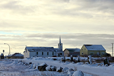 Anglican Church, Churchill, Manitoba