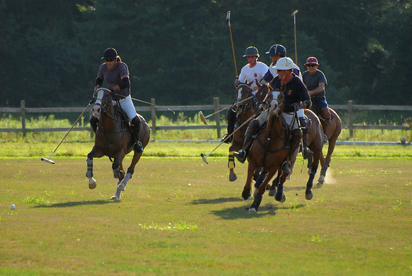 Polo Practice July 2011