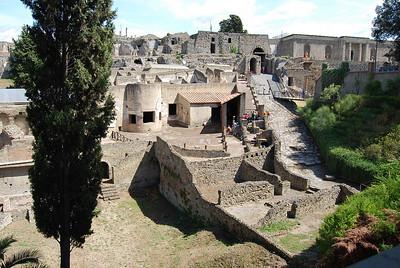 Pompeii, September 2007