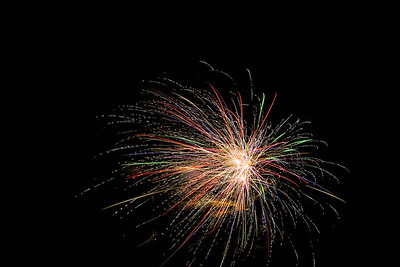 4th of July Fireworks - Ponte Vedra Florida