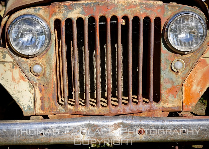 old jeep.