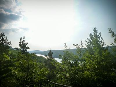 Porcupine Mountains Hiking Trip - 2014