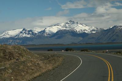 Poreto Moreno Glacier Patagonia Argentina
