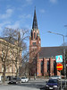 Pori, Finland  (Apr. 2018) - Central Pori Church