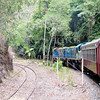 Kuranda Railway and Train from Port Douglas in Queensland, Australia.