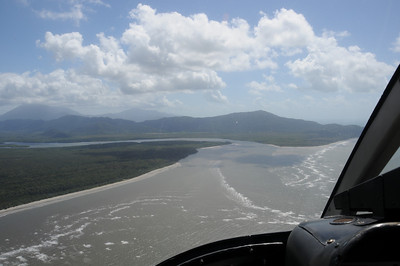 Mouth of the Daintree River