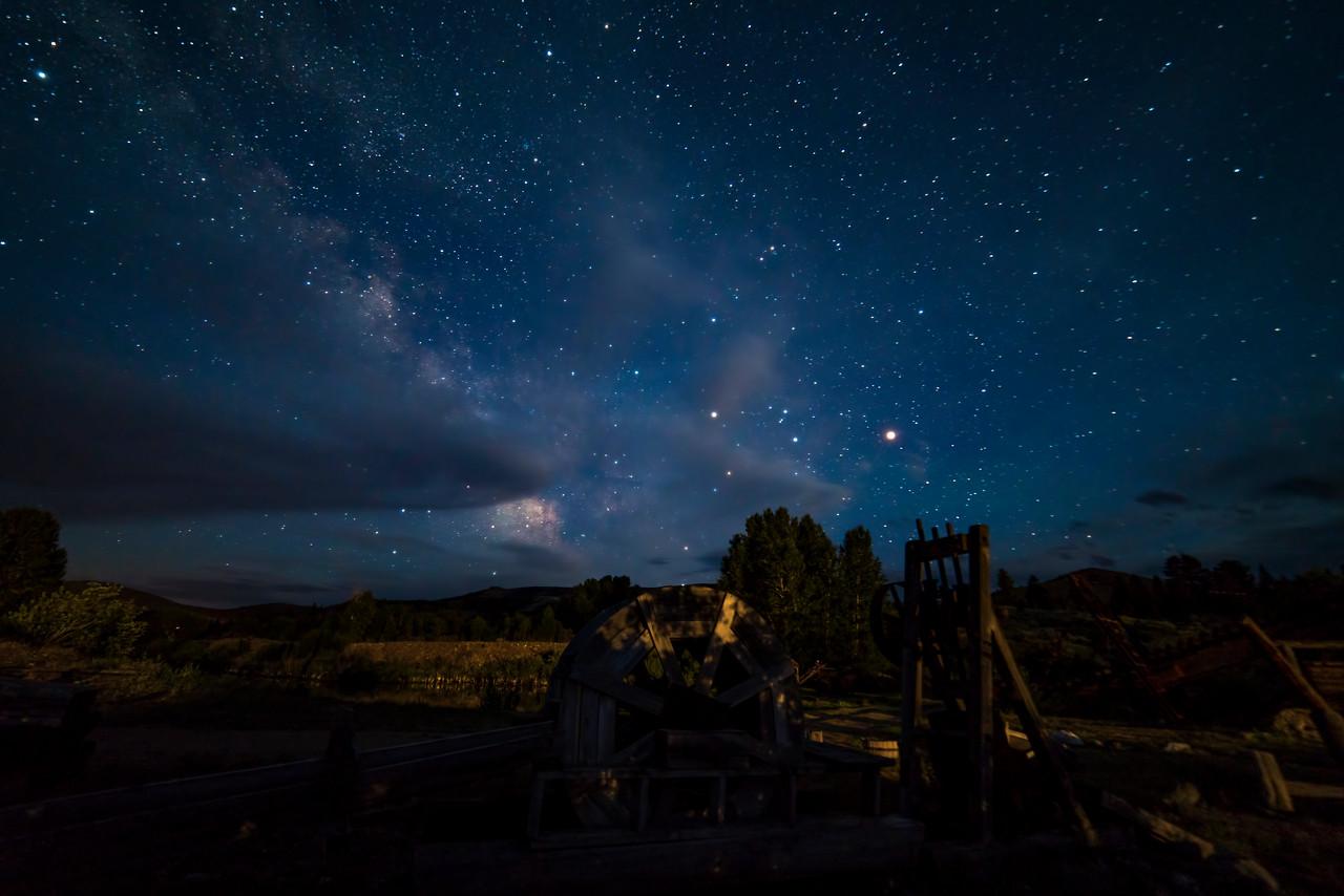 Mining The Stars