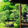A short break before the ceremony.<br /> Nijo Castle (二條城 香雲亭), Kyoto, Japan.