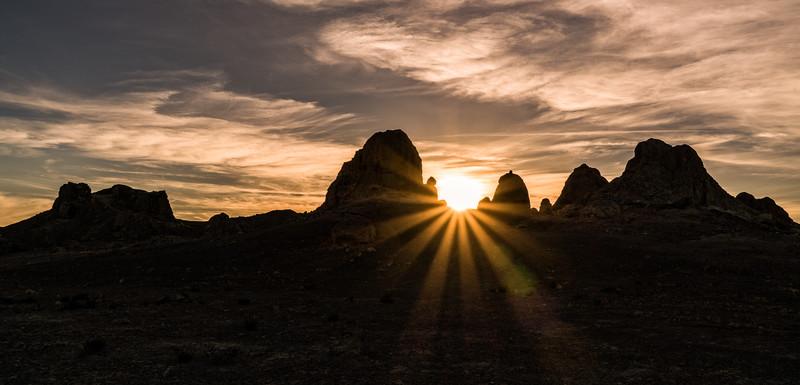 Trona Sunrise
