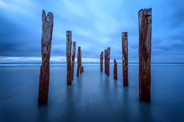 St. Clair Pier Blue