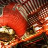 Senso-ji Temple.<br /> 淺草寺觀音堂, Kyoto, Japan