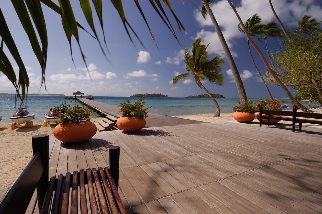 Mark Phillips, 2005.10.25 Club Med, Bora Bora, French Polynesia