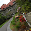 The Pittock Mansion. You can't tell that it's overcast in the interior pictures ...