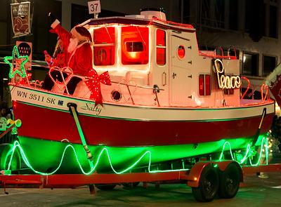 Peace and Santa Claus ... !