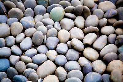 Stones in the Garden.