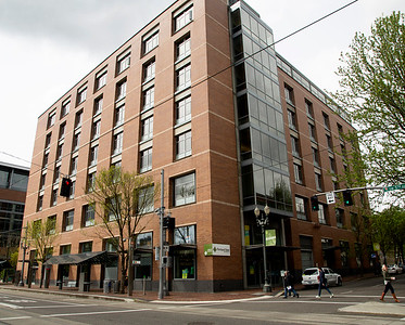 Portland State University, where Martha used to work.