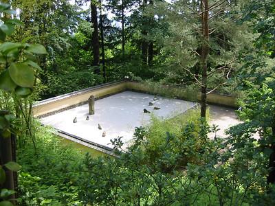 Zen Garden from above