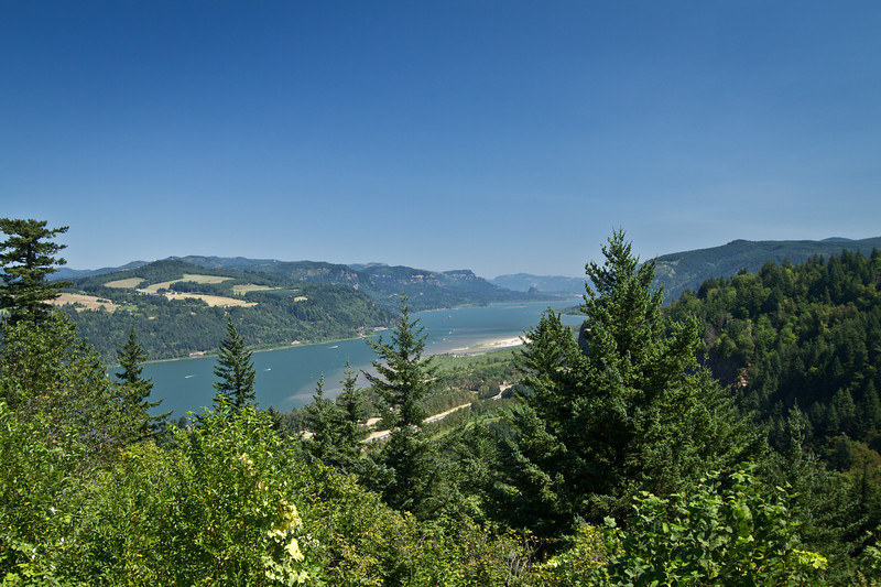 The Columbia River Gorge