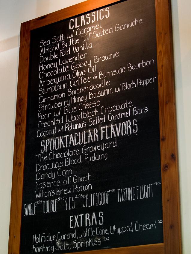 salt & straw menu