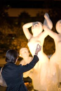 Statue molester part deux
