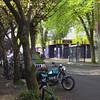 Street shot NW Portland.